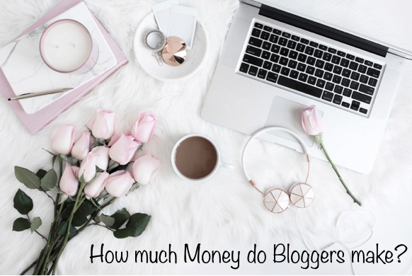Bloggers – How much money do they make? – Blog Monthly Income Reports