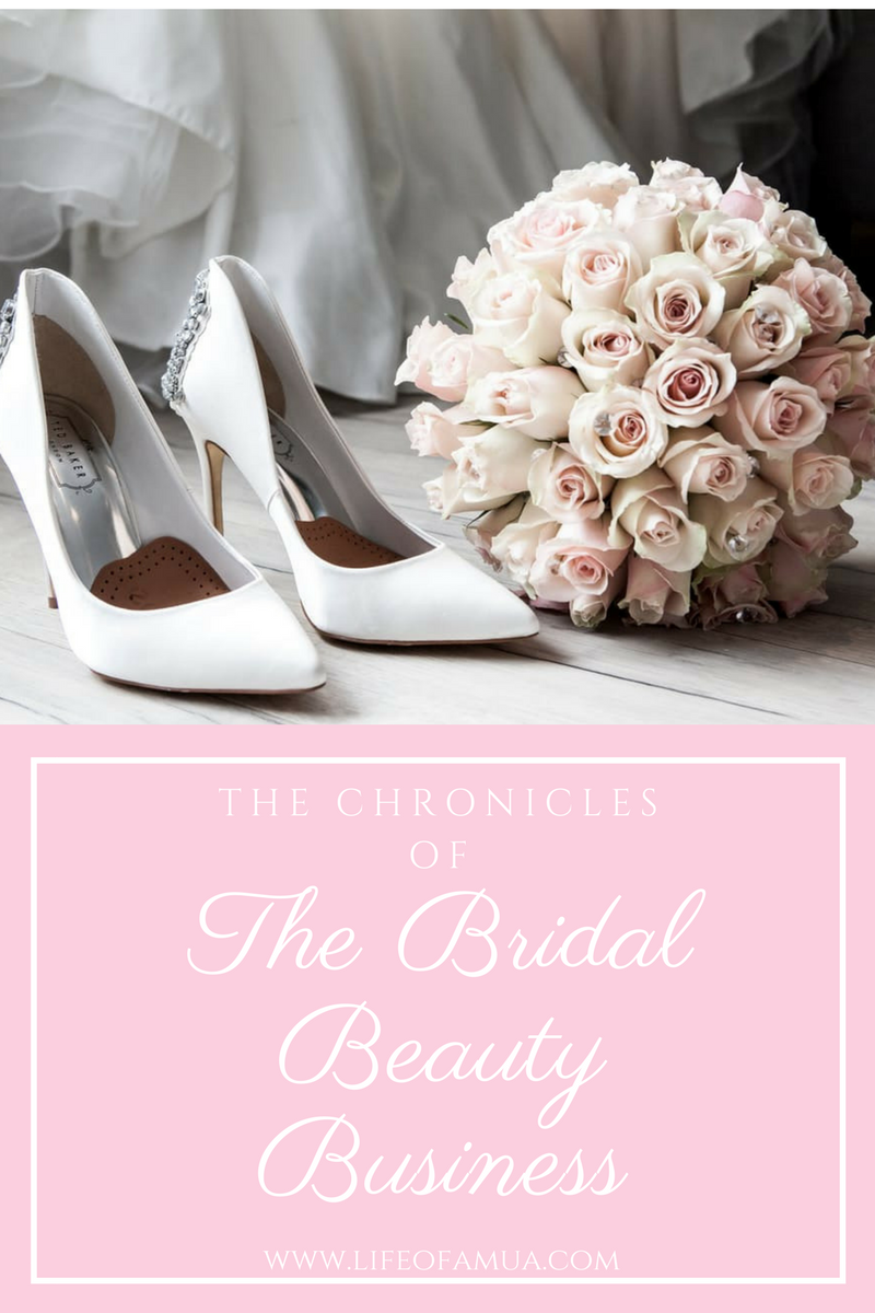 Life in the Bridal Beauty Business
