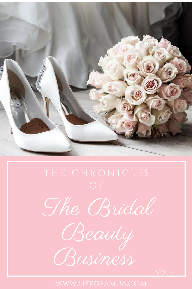 Life in Bridal Beauty Vol. 2