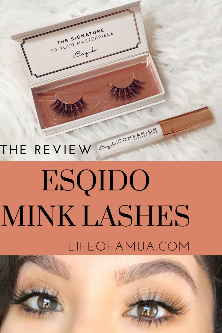 Esqido Mink Lashes – The Review